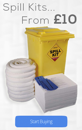 Spill Kits From Only £10