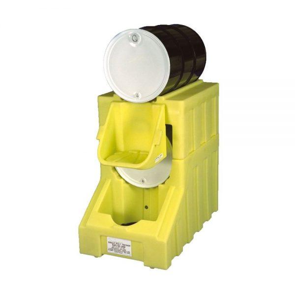 79 x 103 x 51cm Stacker unit for 1 x 205L drum