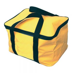 1 x Empty Cube Bag (yellow)