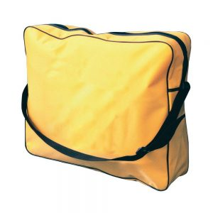 1 x Empty Shoulder Bag - Large (yellow)