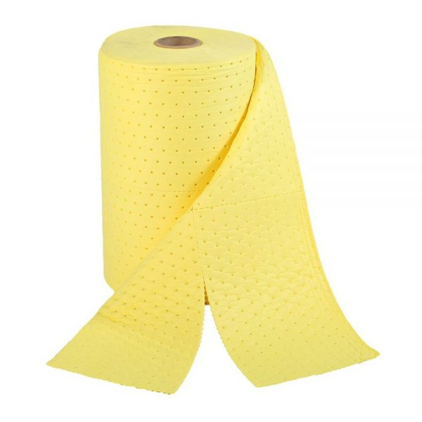 38cm x 39m Poly pack of 2 double wight Chemical Roll