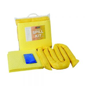Chemical Chemical Spill Kit in Clip-top Bag