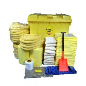 Chemical Chemical Spill Kit - Wheeled Bin