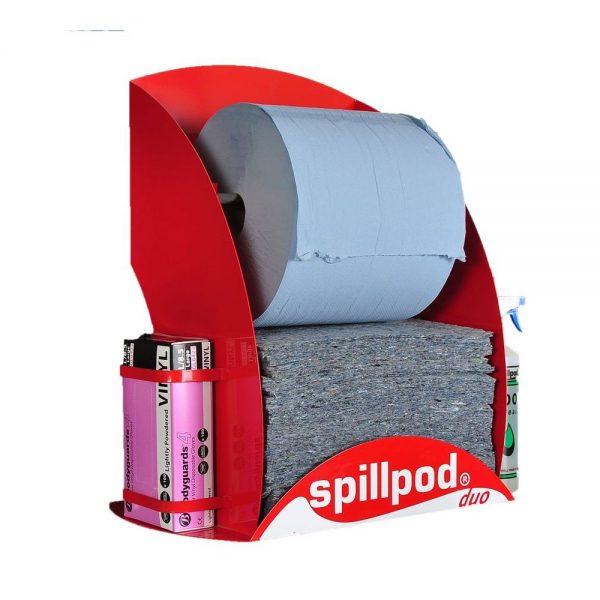 1 x spillpod Duo