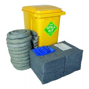 1 x 300 litre spill kit with EVO absorbents