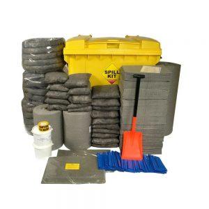 G/Purpose G/Purpose Spill Kit in Wheeled Bin