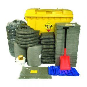 G/Purpose G/Purpose Spill Kit - Wheeled Bin