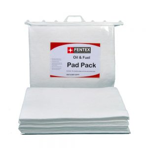 1 pk of 20 pads Clip top bag