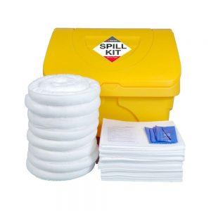 Oil & Fuel Oil & Fuel Spill Kit in Locker