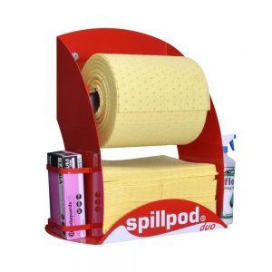 Dispenser + 3 refills FREE DISPENSER, gloves & degreaser + 3 refill packs