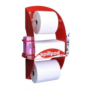 Dispenser + 3 refills FREE DISPENSER, gloves & degreaser + 3 refill packs