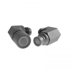 1x H32-F-24GFlat Face Coupling ISO16028 250 Bar MWP