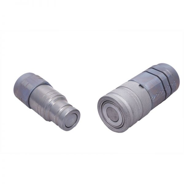 1x HQ10-F-08NFlat Face Coupling ISO16028 350 Bar MWP