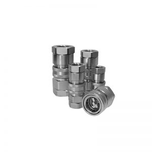1x HTN40-M-24NGuided Poppet Coupling 130 Bar MWP