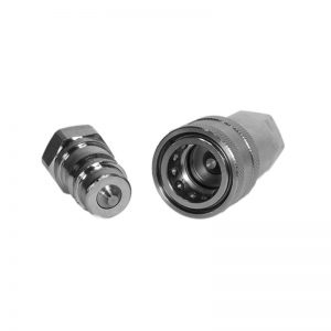 1x IAS50-F-32G-V-AISI 316ISO A Coupling ISO 7241-A 90 Bar MWP